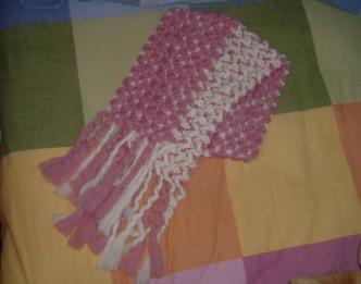 < La bufanda (segundo intento) >