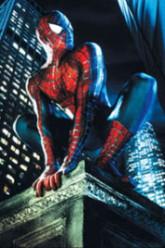 < Spiderman >