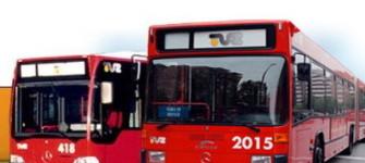 Odisea en bus